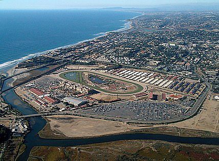 Del Mar Thoroughbred Club Racetrack