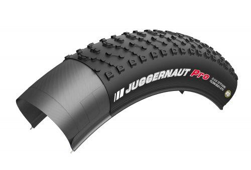 Kenda's Juggernaut Pro fat bike tire.