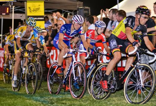 Competitors at last year's CrossVegas. Courtesy photo.