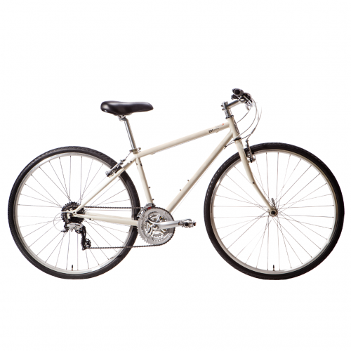 The Brooklyn Bicycle Co. Lorimer hybrid.