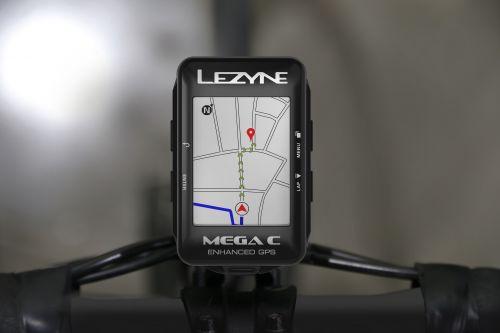 Lezyne's Mega C GPS