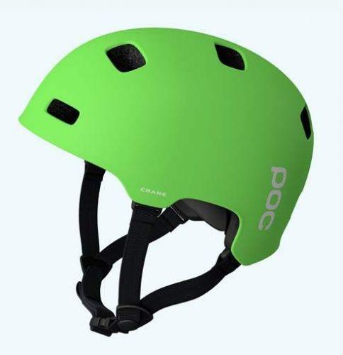 POC Crane helmet in Iodine Green