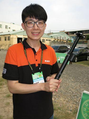 RST's Jasper Feng