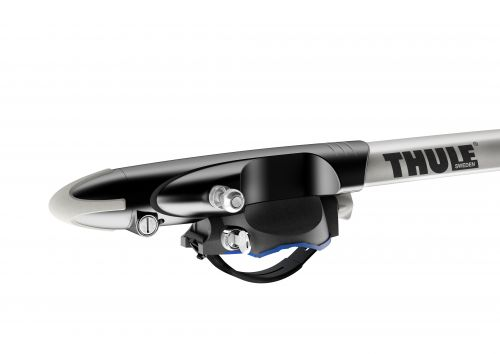 The Thule Sprint fork mount attachment.