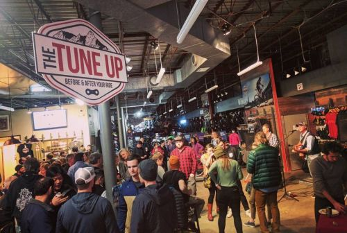 A Grand Re-opening party was held earlier this month.