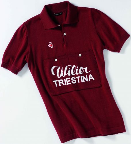 The 1951 Wilier replica jersey