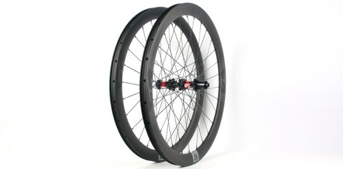 Falcon AR46 Disc wheelset.