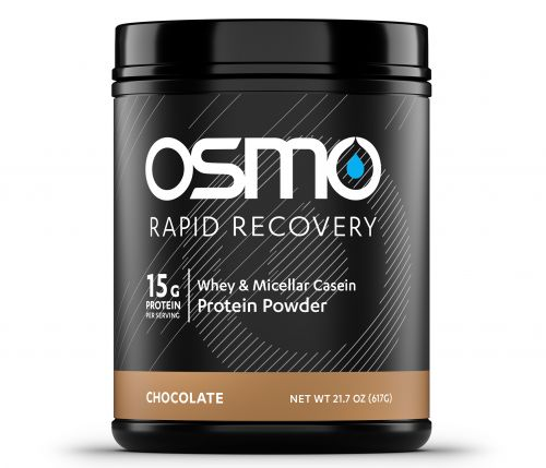 Osmo Rapid Recovery provides refueling in a single beverage.
