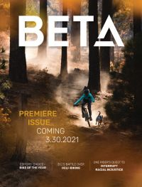 Beta's first magazine will publish in March.