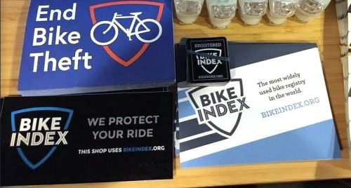 Bike Index and 529 Garage give retailers a way to pre-register their bikes at once.