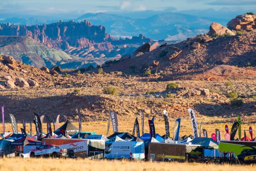 Outerbike returns to Moab next October.