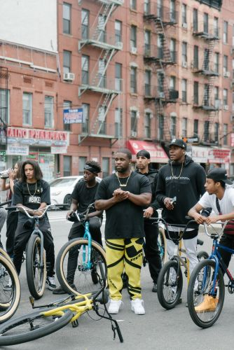 A$AP Ferg and Redline teamed up for a bike and merchandise line.