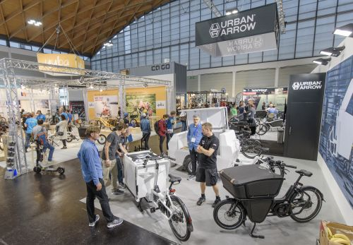 Courtesy photo from the 2019 Eurobike.