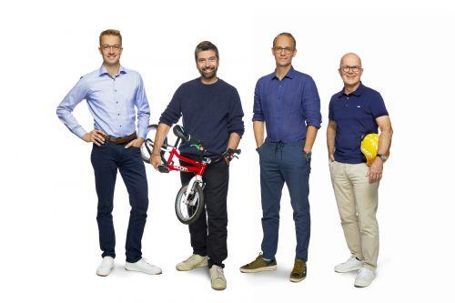 Mathias Ihlenfeld, Christian Bezdeka, Marcus Ihlenfeld, and Guido Dohm.