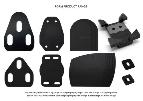 FORM's full product range.