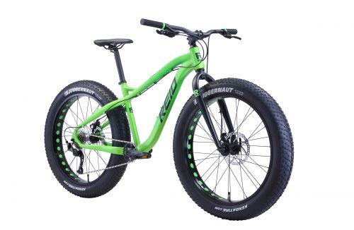 The Reid Hercules fat bike for 2020.