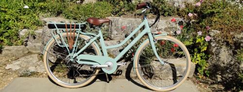 Reid will release its Ladies Classic e-bike in the U.S. in 2020.