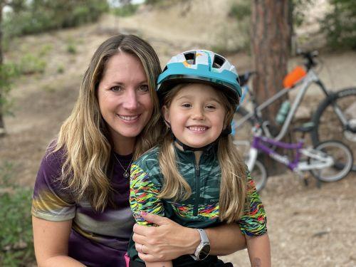Lauren DiMartino and daughter Alister.