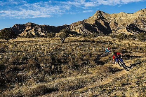 Photo from the Fruita mountain bike festival by Mattias Fredricksson.