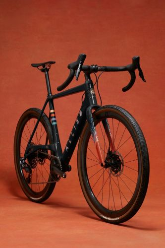 Allied did a special bike for Rapha RCC's international members.