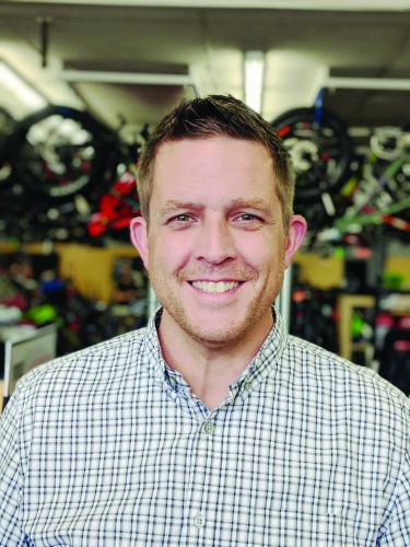 Rich Sherman, Now Bikes, St. Paul, Minn.