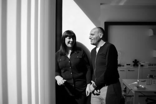 La Passione founders Yurika Marchetti and Giuliano Ragazzi.