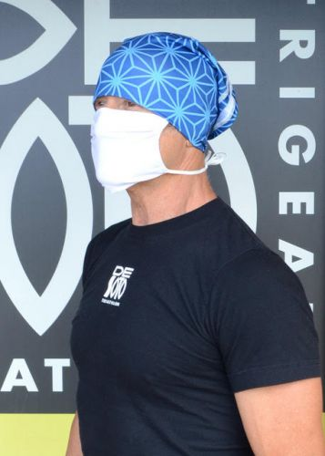 De Soto Sport is now making personal protective equipment.