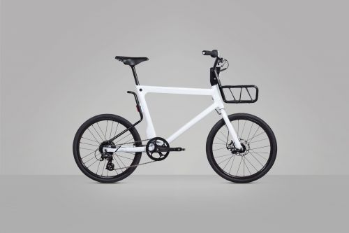 Pure Cycles' Volta e-bike.