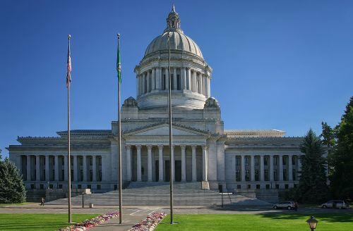 Washington's Capitol building.