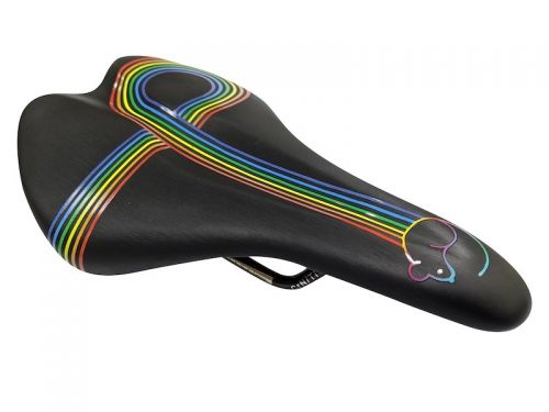 Velo Saddles newest creation is the Year of the Rat saddle.