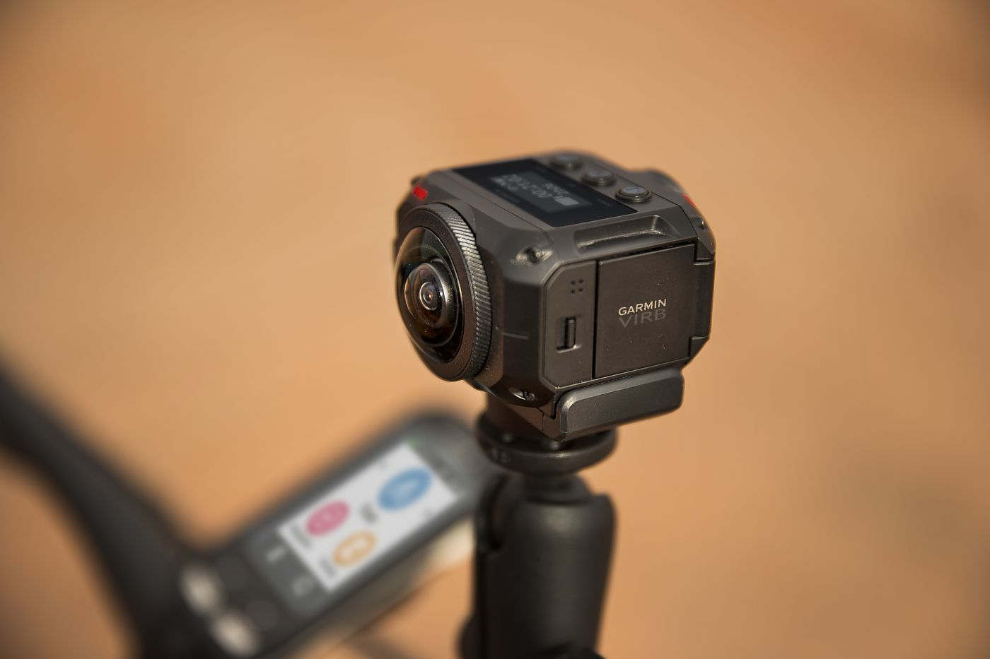 Garmin Unveils iPhone Compatible 5.7K 'VIRB 360' Camera