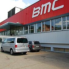 GRENCHEN Switzerland (BRAIN)u2014BMC opened the doors this week to its CHF 40 million ($37.5 million) fully automated factory at its headquarters in Grenchen ... & BMC Invests in Swiss Manufacturing   Bicycle Retailer and Industry News