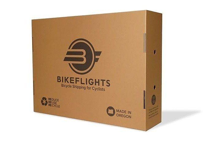 Bikeflights Offers New Cardboard Bike Shipping Box Bicycle