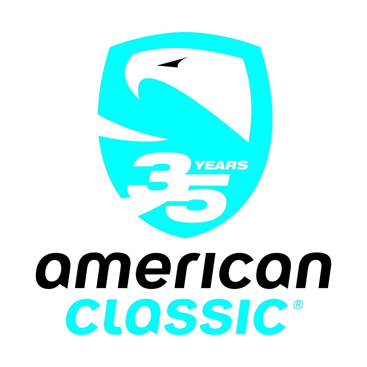 American classic celebrates 35th anniversary plans party for American classic logo