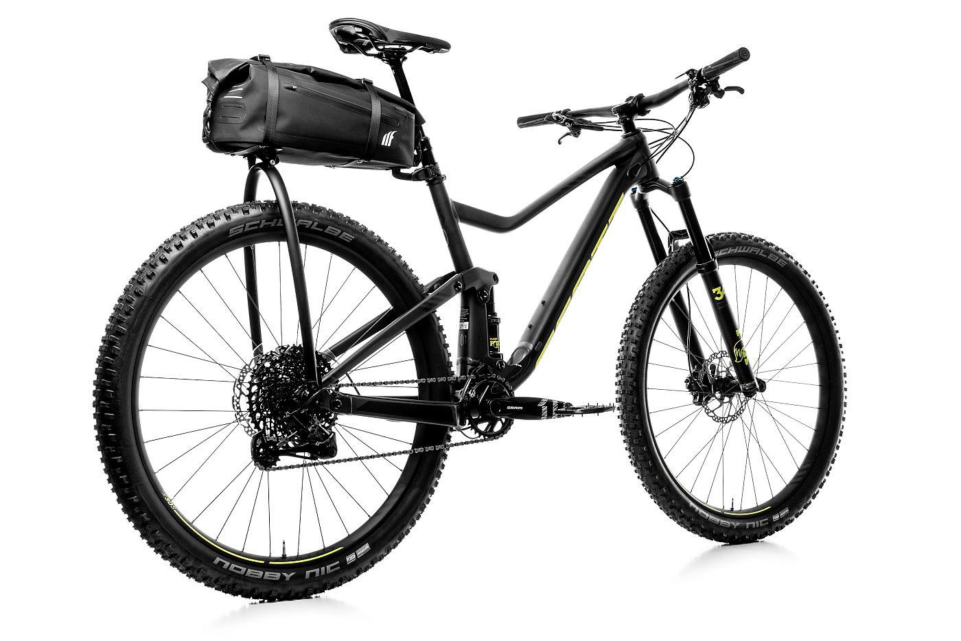 Tailfin offers AeroPack mountain bike pack on Kickstarter