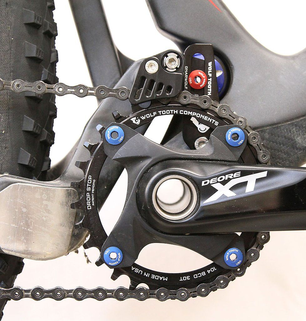 Wolf Tooth Releases New Compact Chain Guide Bicycle