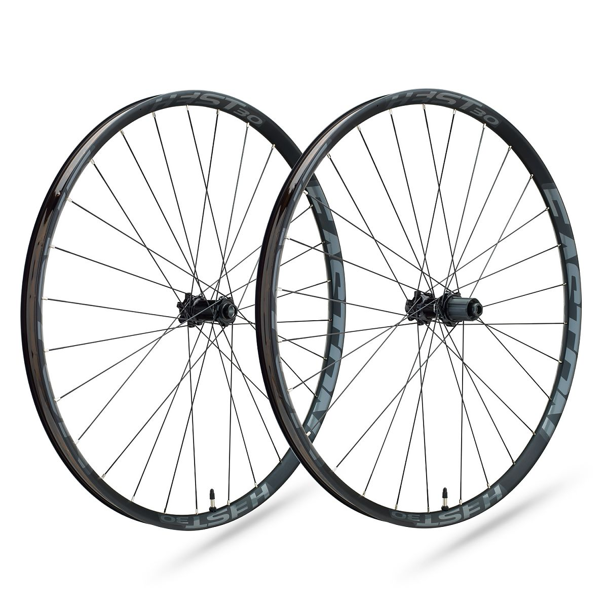 Easton offers Heist mountain bike wheels in three widths