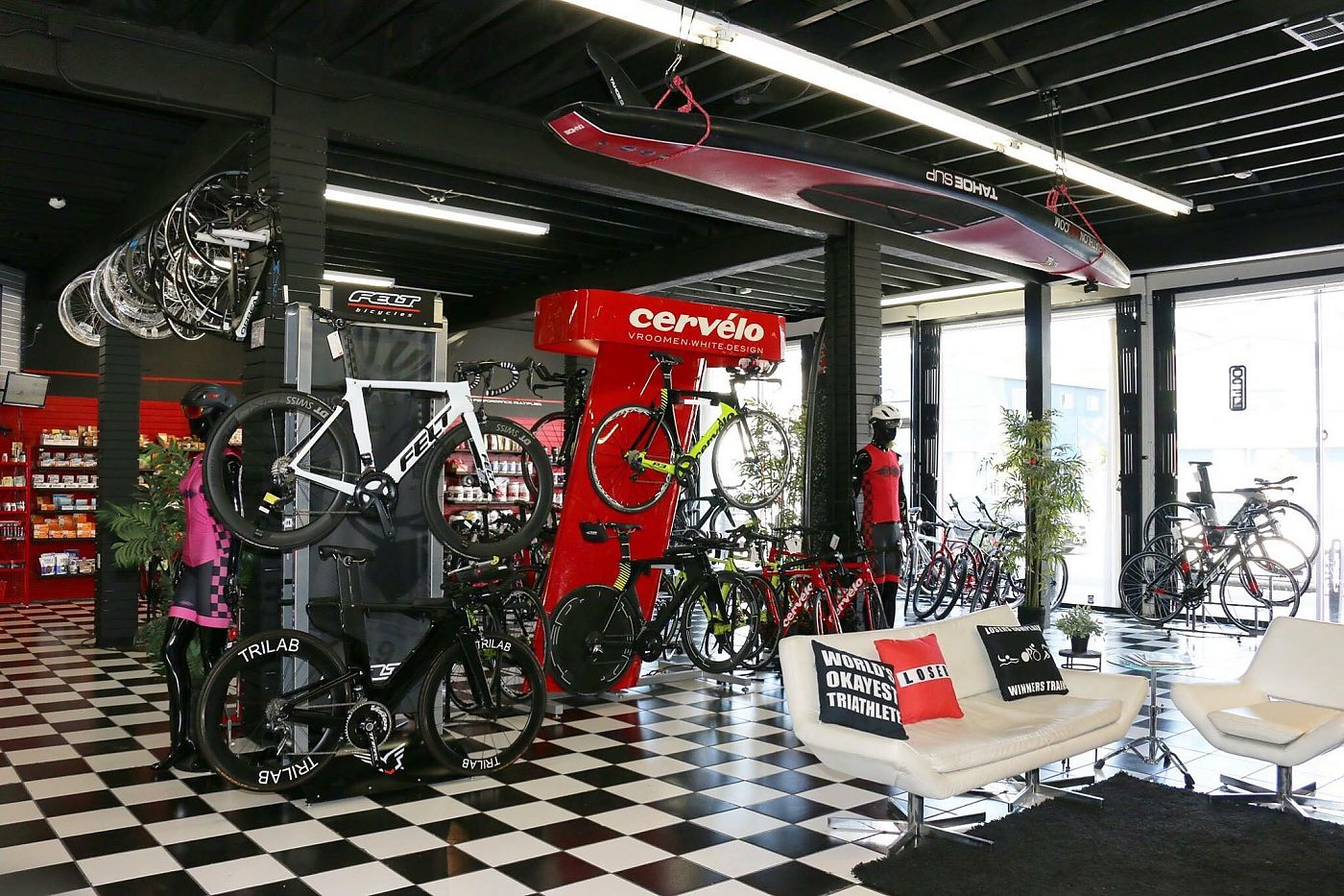 Triathlon LAB sold to Robert Keating | Bicycle Retailer and