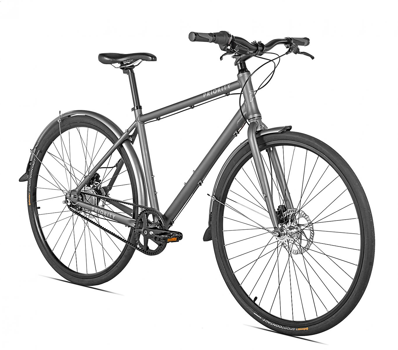 Belt Drive Bike >> Priority Bicycles Offers New Belt Drive Bike Retailing For 800
