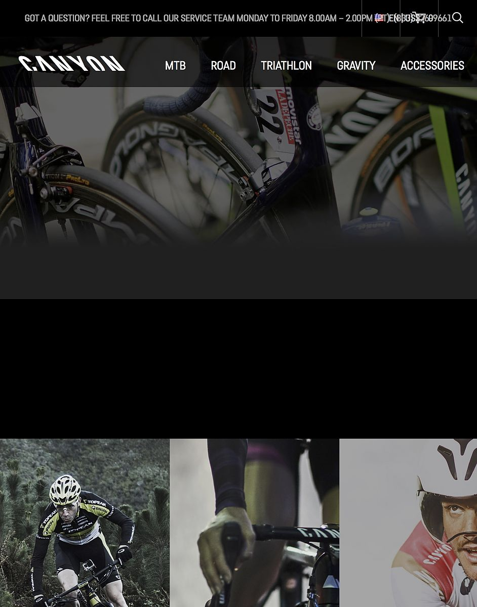 Canyon goes live with US sales | Bicycle Retailer and