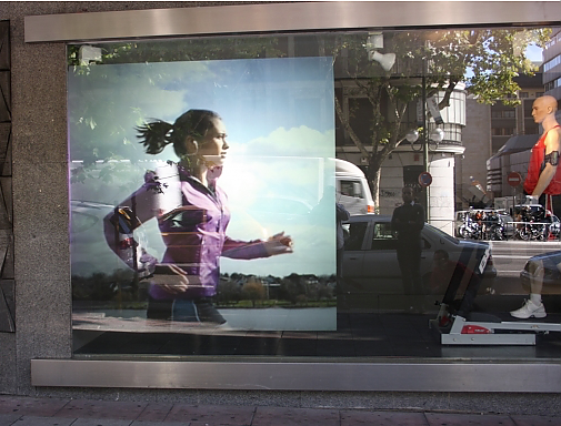 Prodisplay Usa Offers Touch Screen Window Displays For