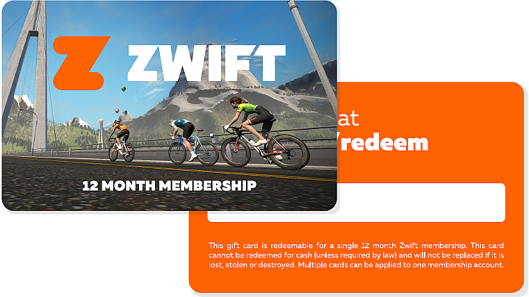 Zwift launches dealer program with wholesale membership cards