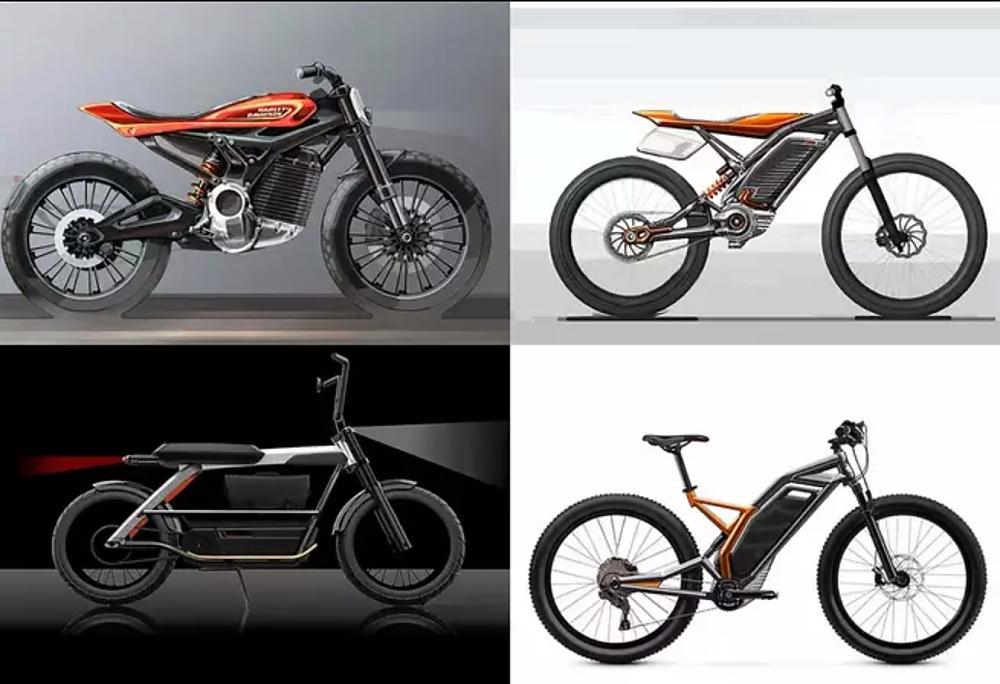 Here's Harley-Davidson's new cruiser concept
