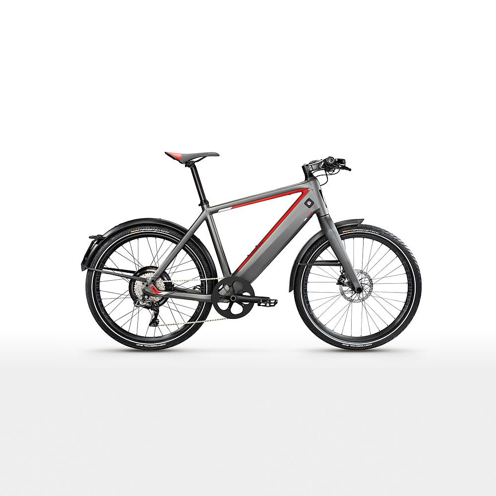 Stromer St2 S E Bike Integrates Features Bicycle