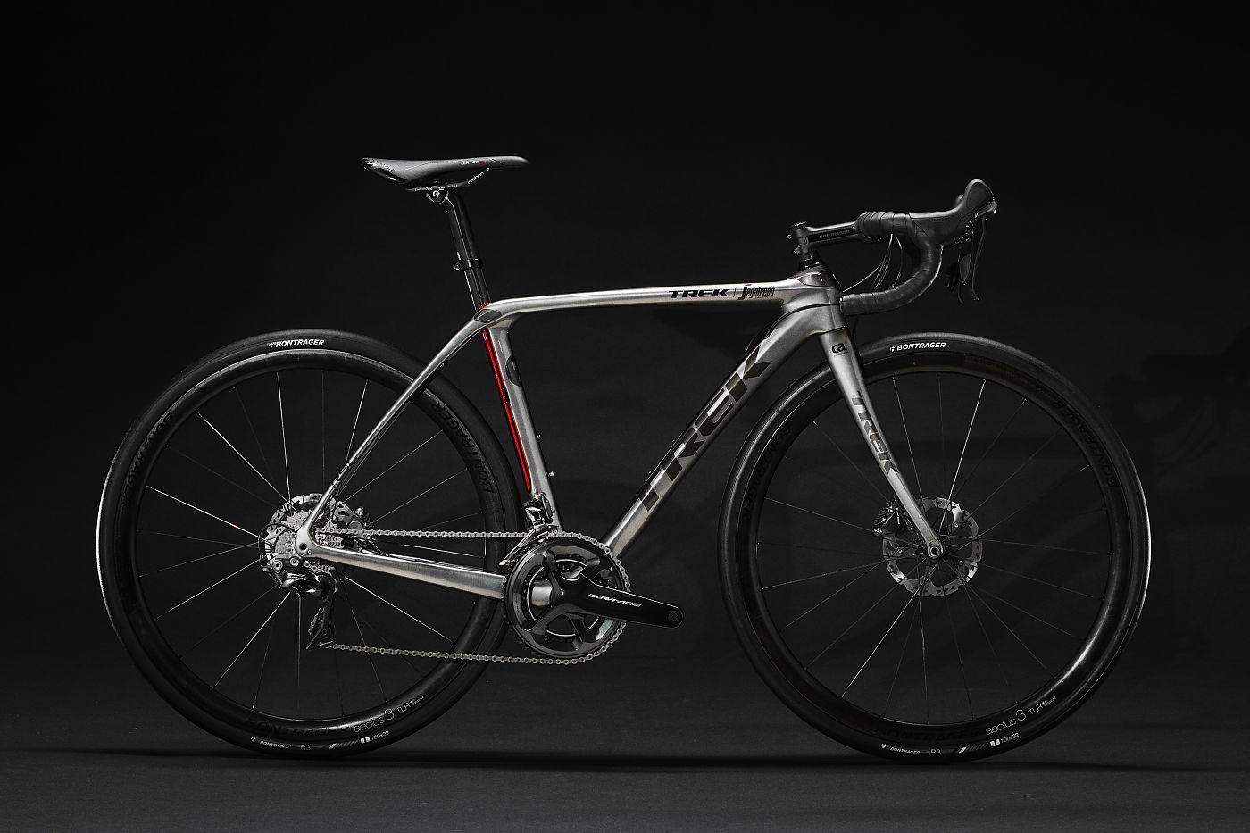 Trek Releases New Domane Slr With Pro Endurance Geometry