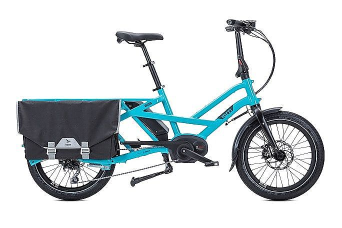 Tern E Cargo Bike The Gsd Wins Media Preview Award At Interbike