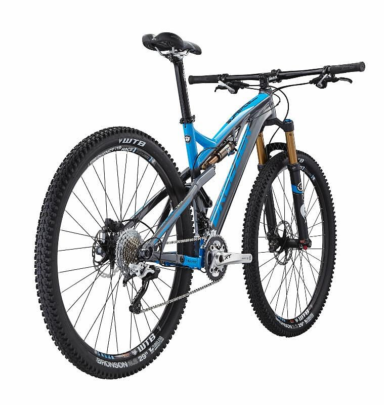 Breezer launches 29er trail bike with MLink suspension