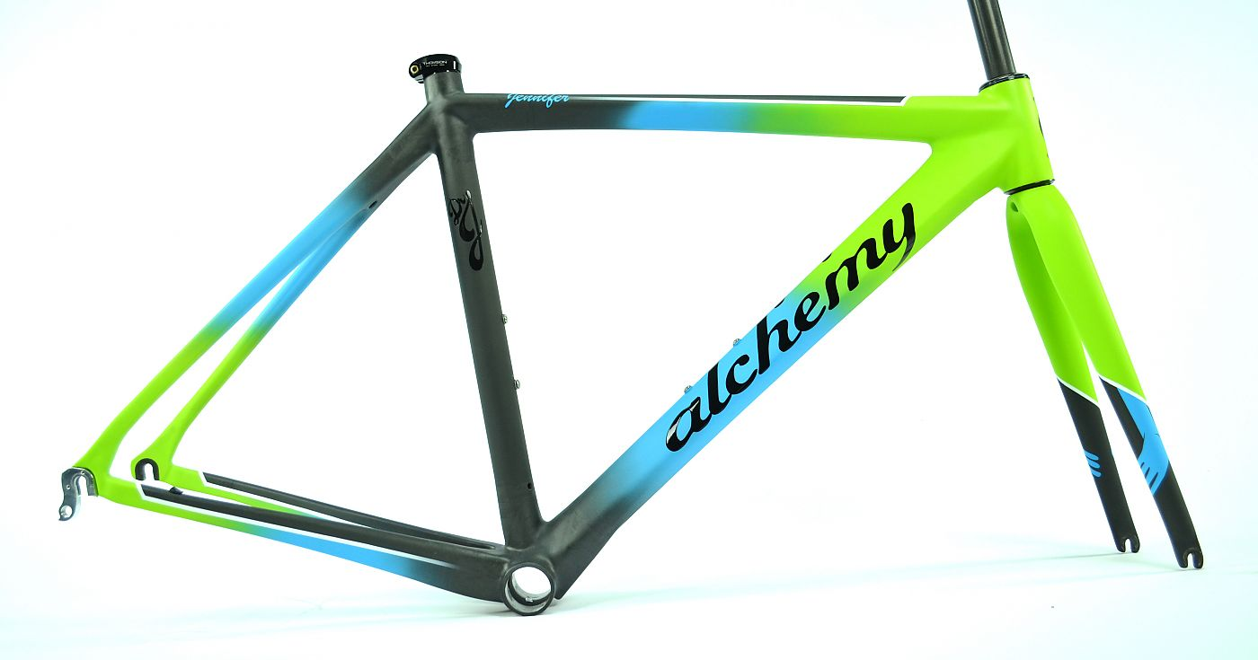 Alchemy Bicycles launches Ethic Paint Works | Bicycle Retailer and ...