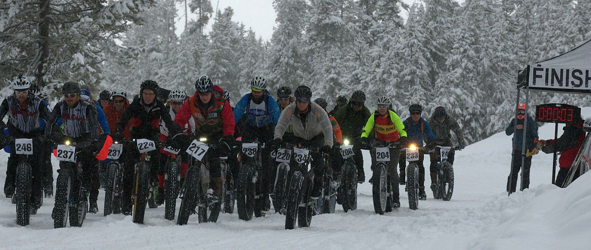 Fat Bike Summit Gets Land Managers  Advocates On Snow