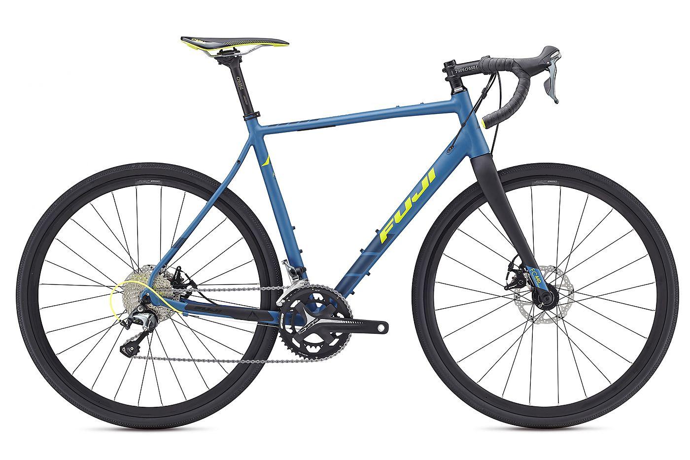 Fuji Introduces New Offroad Touring Bike The Jari